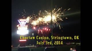 4th er, 3rd of July Fireworks