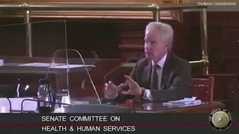 Testimonio del Dr. Peter McCullough