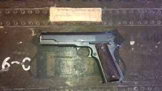 1911 Pistol made in 1918