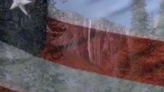 Patriotic trump video