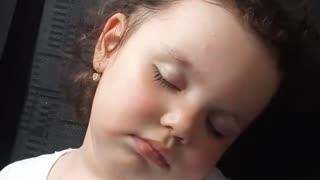 HOW BABIES SLEEP IN CARS