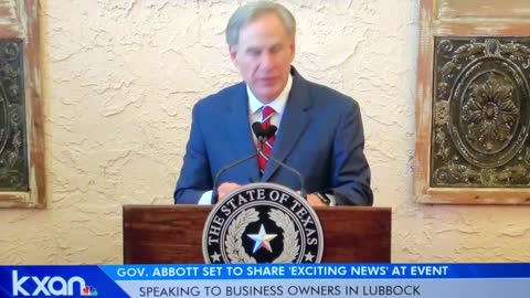 GOV. ABBOTT: Texas businesses can open at 100%, statewide mask mandate ending!