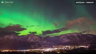 O céu do Canadá guarda um segredo encantador: a Aurora Boreal