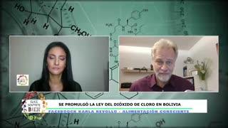 ANDREAS KALCKER VIAJA A BOLIVA EN 2021