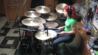 Monster by Skillet ~ Drum Cover