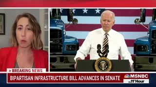 Senate Advances Infrastructure Bill