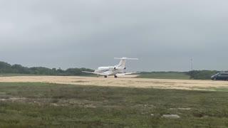 Pilatus PC-24 short field Take-off 2975ft Gravel Runway Still Bay South Africa