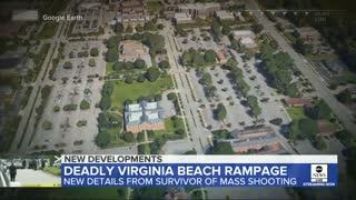 Deadly Virginia Beach rampage at municipal building