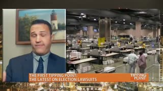 Latest on election lawsuits