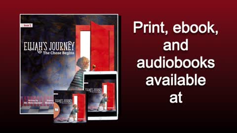 #1 Children's Storybook - How to teach kids the Bible? - Follow Elijah into the Unknown