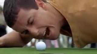 Golf balls Prank