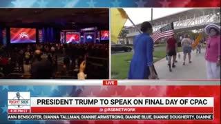 CPAC 2021 President Trump Speech