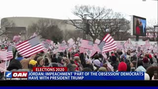 Rep. Jordan: Impeachment 'part of the obsession' Democrats have with President Trump