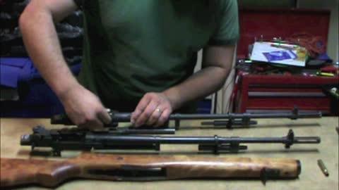 The M14/M1A Tilt Test