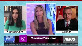 Rick Green on Real America's Voice - News On