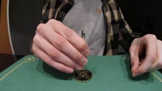 Magic Coin Creation