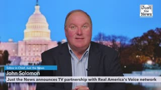 Just the News launching TV initiative, partnering with Real America's Voice network
