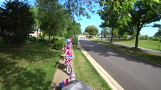 Fourth of July Parade for Kids Video! Part 7
