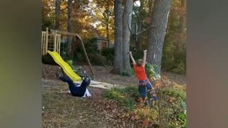 TRY NOT TO LAUGH while watching kids fails video - Funniest Home Video