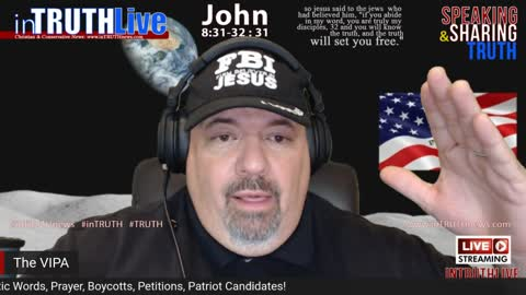 IN TRUTH NEWS: THE VIPA; America: Oh the Changes they are a comin'. Tuesday, June 22nd, 2021