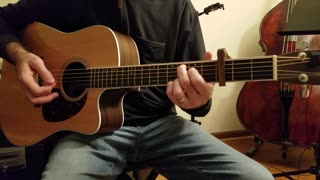 God of Wonders - Acoustic Guitar