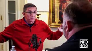 Alex Jones interviews General Michael Flynn