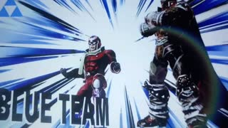 Kirby vs Capt. Falcon and Gannaondorf!!