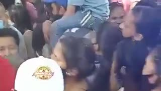No coma cuento: video de 'aglomeraciones en el centro' no ocurrió en Bucaramanga