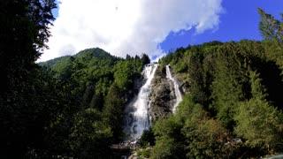 waterfall top !!
