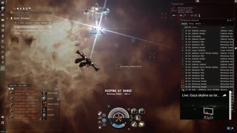 EVE Online: Massive Explosion Capture