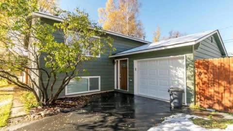 Alaska Real Estate King Home for Sale 7551 E 20th Avenue Anchorage AK 99504