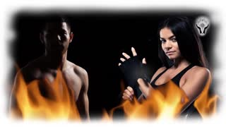 🌹 SUBLIMINAL REIKI VIDEO - MOTIVATE INSPIRE FITNESS & EXERCISE + BURNING FAT AFFIRMATIONS