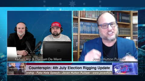 Counterspin Ep. 14 - 4th of July Election Rigging Special