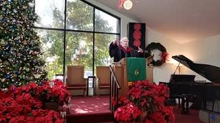 Livestream - December 20, 2020 - Royal Palm Presbyterian Church