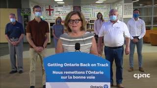 Ontario Covid Testing