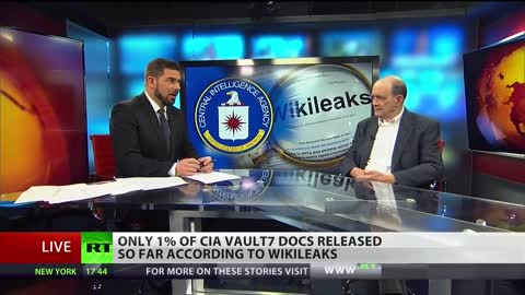 "NSA & CIA share ""pretty much everything"" - NSA whistleblower"