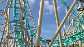 Roller Coaster thrills