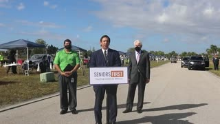 Ron DeSantis Pushes Back Against Potential Florida Travel Restrictions