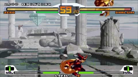 SNK vs Capcom Chaos - Zero - Level 8