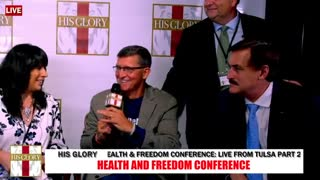 Health and Freedom Conference His Glory part 2