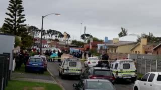Anti Gang Unit Cop shot dead outside his home