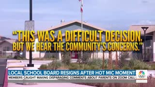 Entire School Board Resigns After Members Caught Disparaging Parents