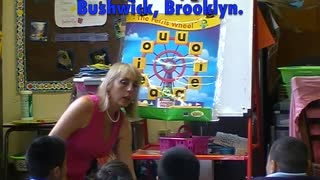Word Work with the Ferris Wheel Blending Exercise