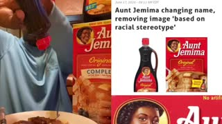 Racist Pancakes ?They Boycotted Aunt Jemima