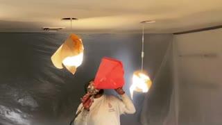 Spraying Texture