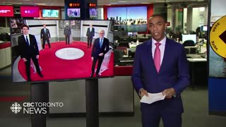 CBC uses an image of Scheer instead of O'Toole ahead of the 2021 leaders debate