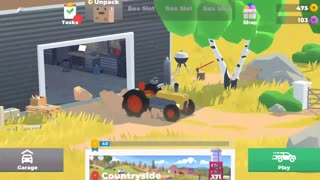 Hillside Drive Countryside Gameplay #1 Android Mobile Gaming