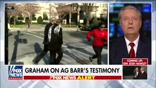 Lindsey Graham: Dems don't like Mueller's conclusion