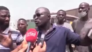 Problème de français en Afrique