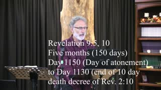 Eight Remaining Prophetic Events: Event Seven - Abomination of Desolation